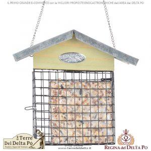 dispenser portatortine casetta BirdGarden.it