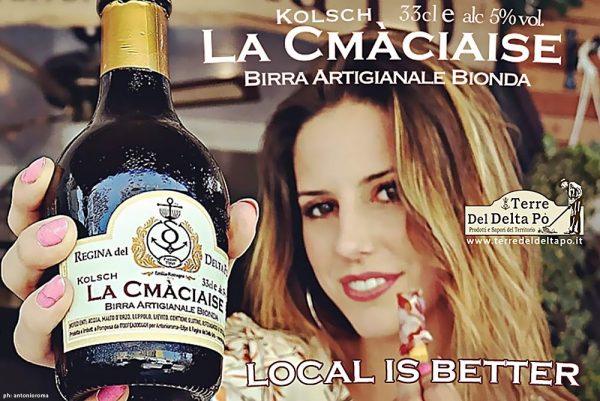 Birra Bionda Cmaciaise Promo