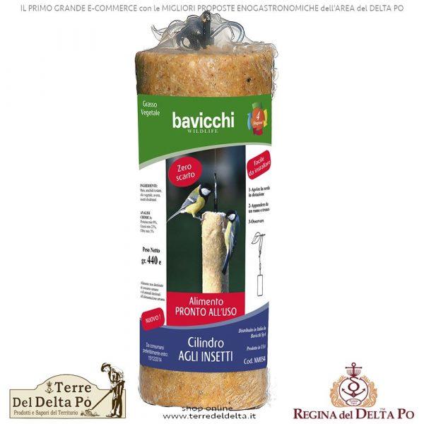 grasso vegetale per uccelli sevatici pronto all'uso 440g - agli insetti