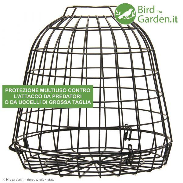 protezione predatori birdgarden.it 8