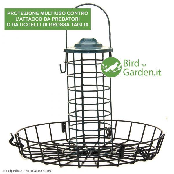 protezione predatori birdgarden.it 5