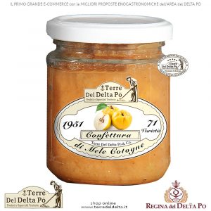 Confettura mele cotogne - Prodotto Artigianale Tipico Genuino Italiano