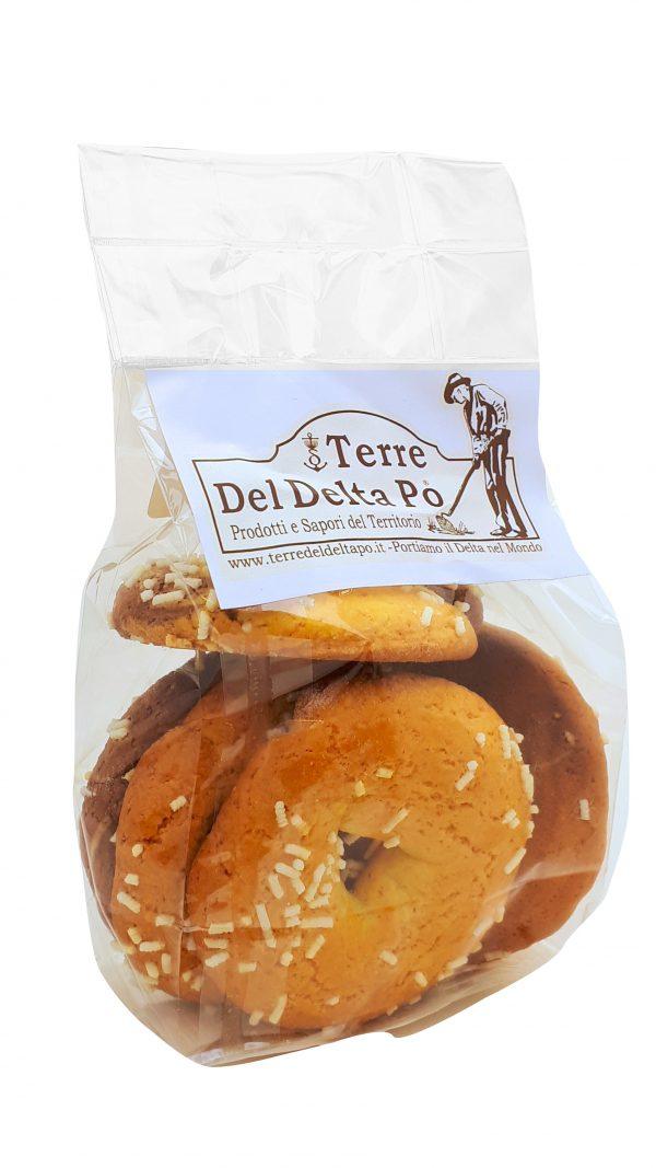 Biscotti di Ciambella sacchetto - Terre Del Delta Po 1951