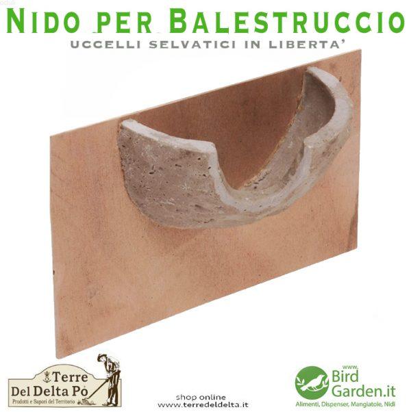 nido balestruccio singolo - birdgarden.it