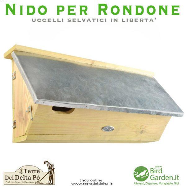 nido per rondone - birdgarden.it