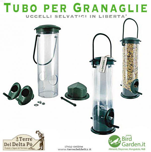 tubo per granaglie - birdgarden.it