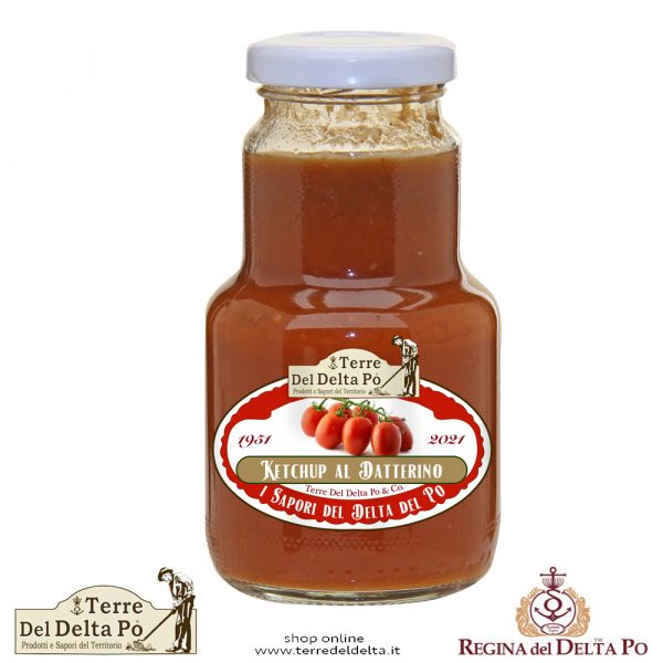 Ketchup Comacchio - Terre Del Delta Po