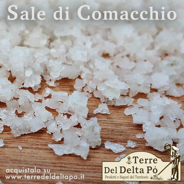 Sale delle Valli di Comacchio 300g - particolare -