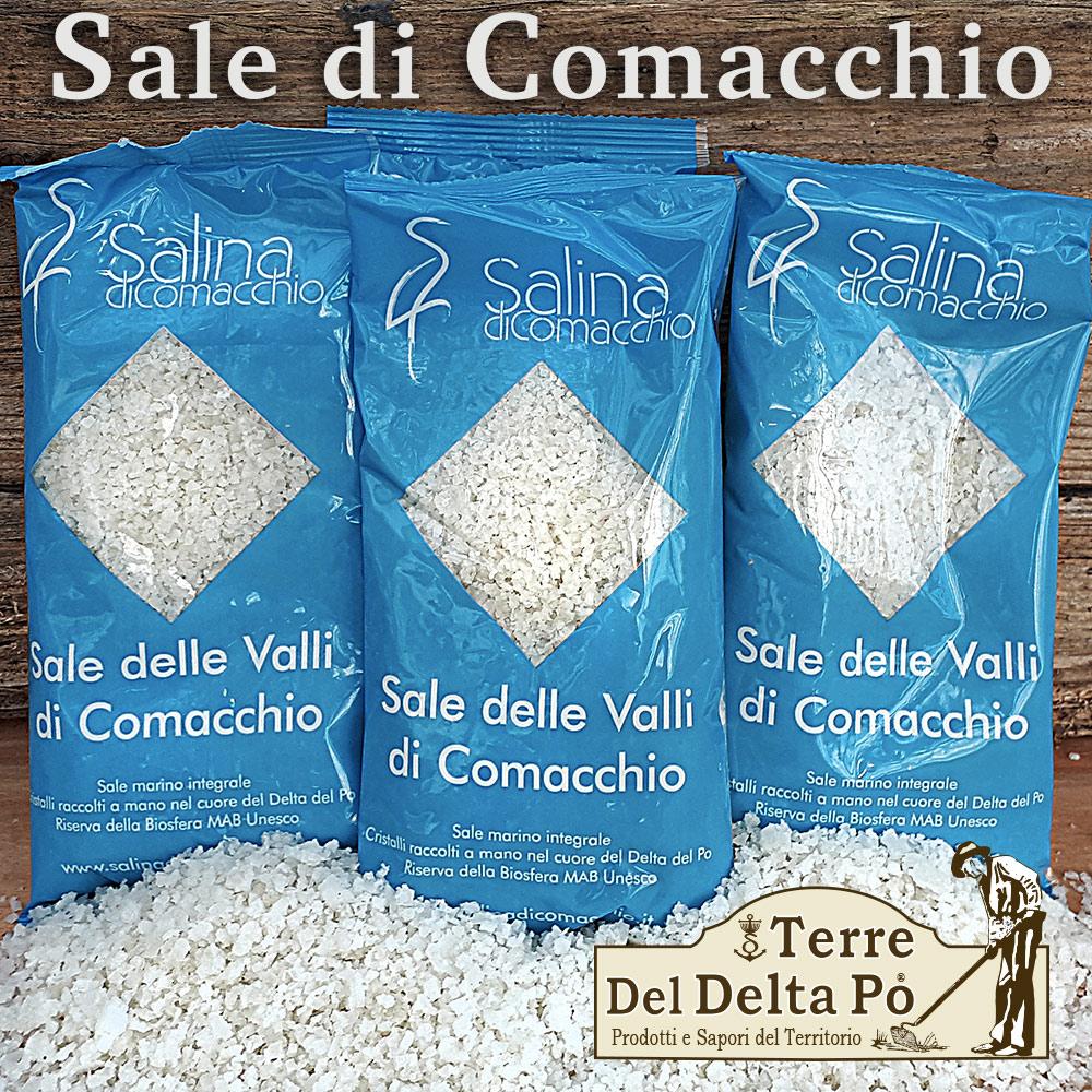 Sale delle Valli di Comacchio 300g